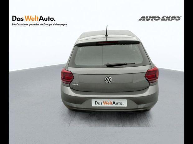 Photo miniature de la Volkswagen Polo 1.0 TSI 95ch Lounge Euro6d-T 2019 d'occasion