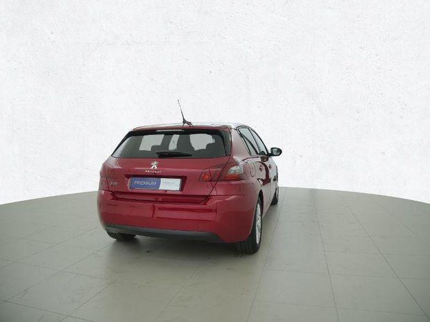 Photo miniature de la Peugeot 308 1.5 BlueHDi 130ch S&S Style 2019 d'occasion