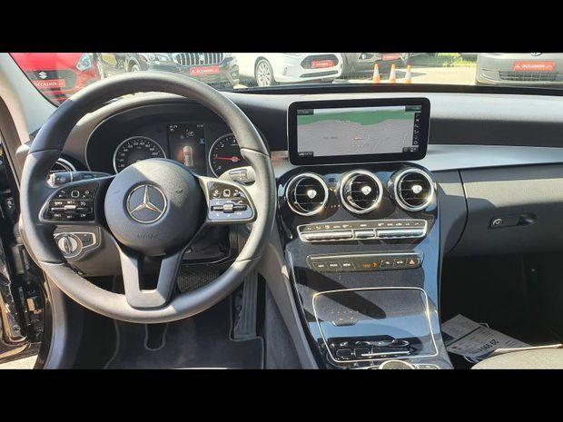 Photo miniature de la Mercedes Classe C Break 220 d 194ch Avantgarde Line 9G-Tronic 2019 d'occasion