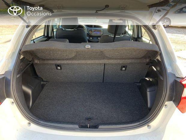 Photo miniature de la Toyota Yaris 100h Dynamic 5p MY19 2019 d'occasion