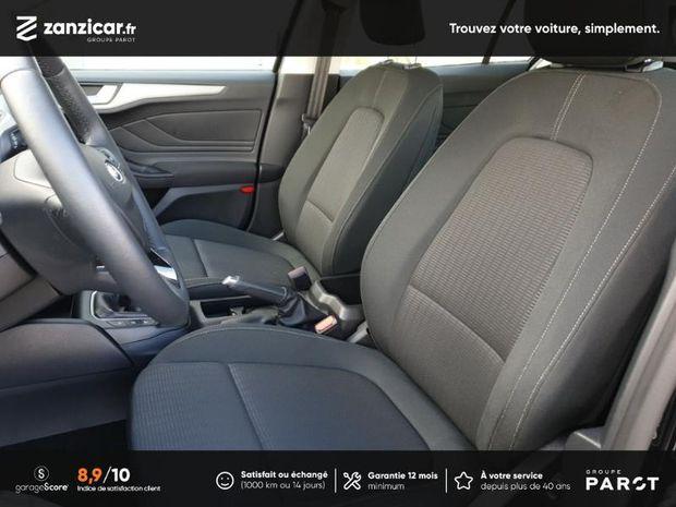 Photo miniature de la Ford Focus 1.0 EcoBoost 100ch Trend 2019 d'occasion