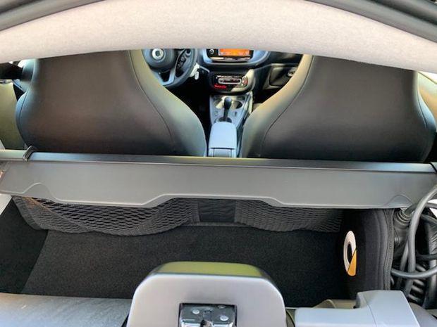 Photo miniature de la Smart fortwo Coupe Electrique 82ch prime 2019 d'occasion