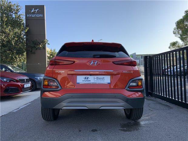 Photo miniature de la Hyundai Kona 1.0 T-GDI 120 2019 d'occasion
