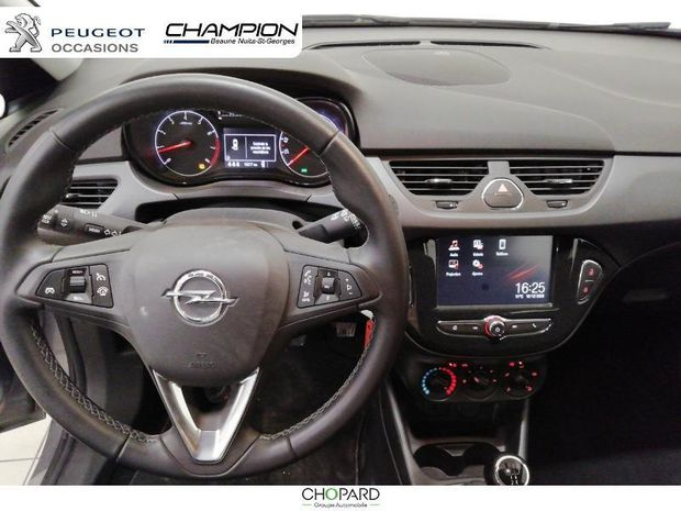 Photo miniature de la Opel Corsa 1.4 90ch Design 120 ans Start/Stop 5p 2019 d'occasion