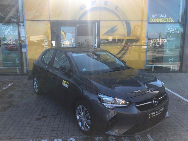 Photo miniature de la Opel Corsa 1.5 D 100ch Edition Business 2020 d'occasion