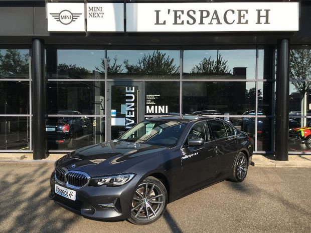 Photo miniature de la BMW Serie 3 320d 190ch Luxury 2020 d'occasion