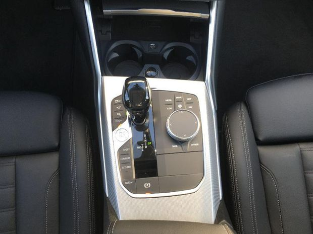 Photo miniature de la BMW Serie 3 320d 190ch Luxury 2020 d'occasion