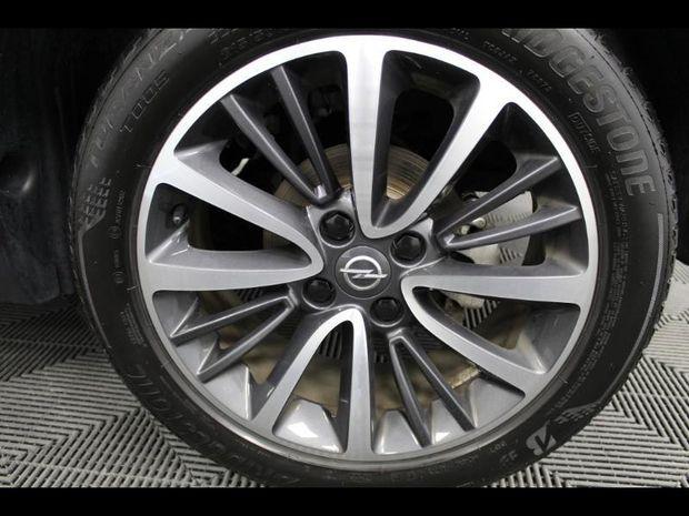 Photo miniature de la Opel Crossland X 1.5 D 120ch Design 120 ans BVA Euro 6d-T 2019 d'occasion