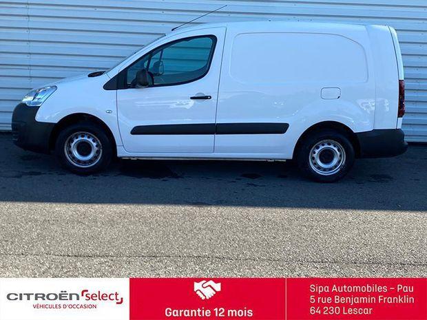Photo miniature de la Citroën Berlingo XL 1.6 BlueHDi 100 Club 2017 d'occasion