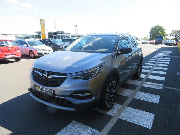 Photo miniature de la Opel Grandland X Hybrid 225ch Elite 10cv 2020 d'occasion