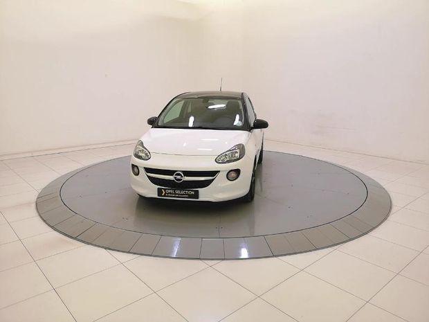 Photo miniature de la Opel Adam 1.4 Twinport 87ch Black Edition Start/Stop 2019 d'occasion