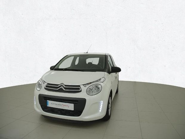 Photo miniature de la Citroën C1 VTi 72 S&S Live 5p E6.d 2020 d'occasion