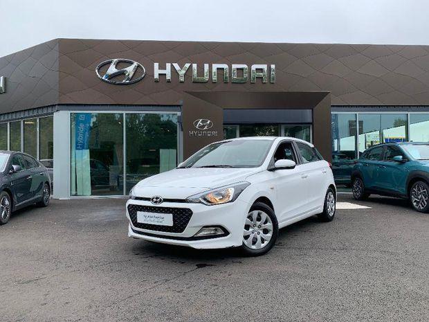 Photo miniature de la Hyundai i20 1.2 84 ch 2018 d'occasion