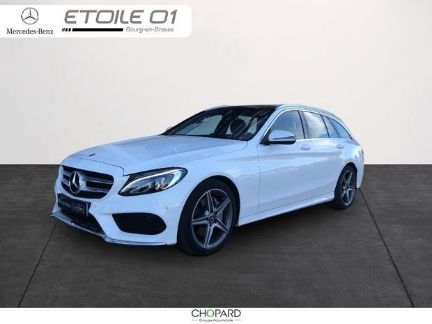 Photo miniature de la Mercedes Classe C Break 200 d Sportline 2017 d'occasion