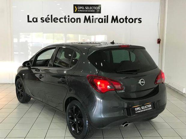 Photo miniature de la Opel Corsa 1.4 90ch Color Edition 5p 2017 d'occasion