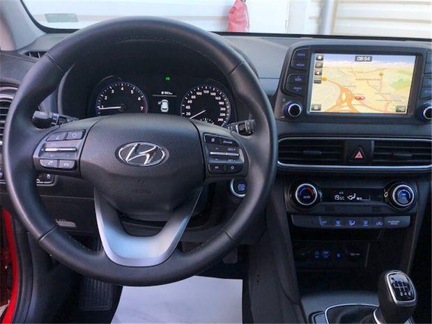 Photo miniature de la Hyundai Kona 1.0 T-GDI 120 2018 d'occasion