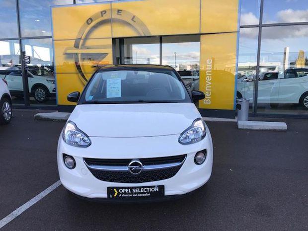 Photo miniature de la Opel Adam 1.2 Twinport 70ch Unlimited 2017 d'occasion
