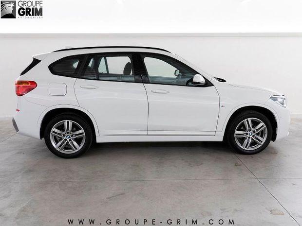 Photo miniature de la BMW X1 sDrive16d 116ch M Sport 2018 d'occasion