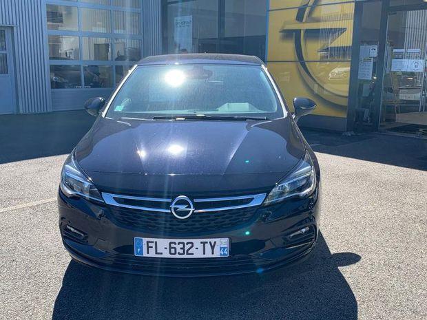 Photo miniature de la Opel Astra 1.4 Turbo 125ch Innovation Euro6d-T 2019 d'occasion