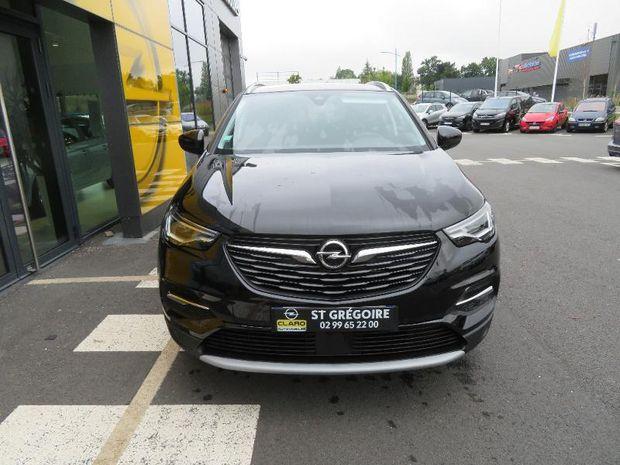 Photo miniature de la Opel Grandland X 1.5 D 130ch Elite 7cv 2020 d'occasion