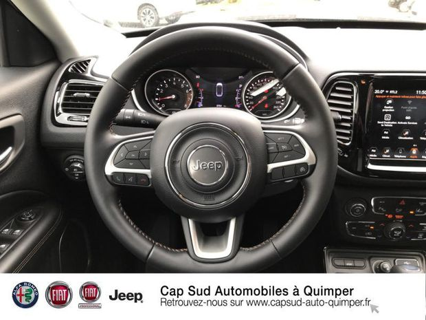 Photo miniature de la Jeep Compass 1.3 GSE T4 150ch Limited 4x2 BVR6 2020 d'occasion