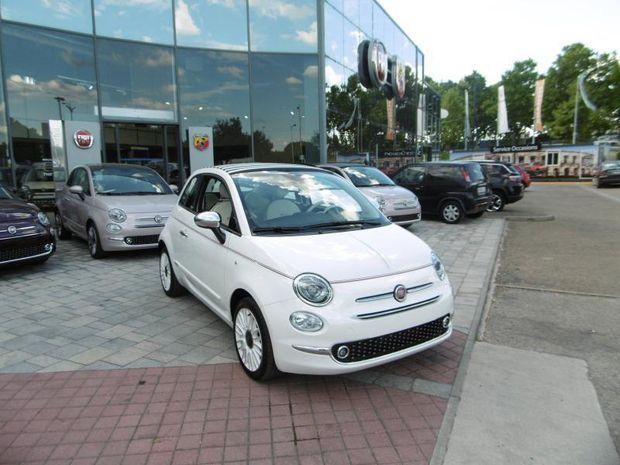 Photo miniature de la Fiat 500 C 1.2 8v 69ch Eco Pack  Dolcevita 2020 d'occasion