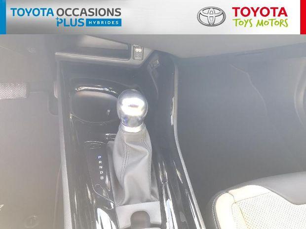 Photo miniature de la Toyota C-HR 184h Collection 2WD E-CVT MC19 2019 d'occasion