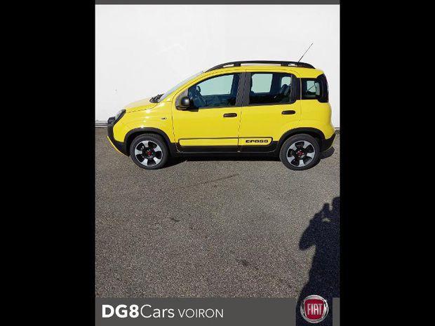 Photo miniature de la Fiat Panda 0.9 8v TwinAir 85ch S&S City Cross 2019 Euro6D 2020 d'occasion