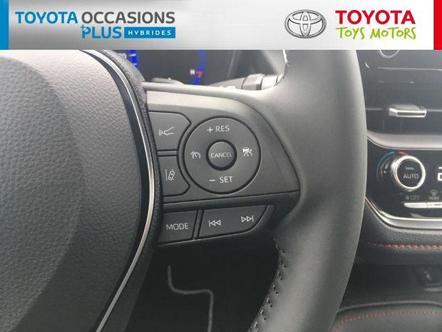 Photo miniature de la Toyota Corolla 184h Collection 2020 d'occasion