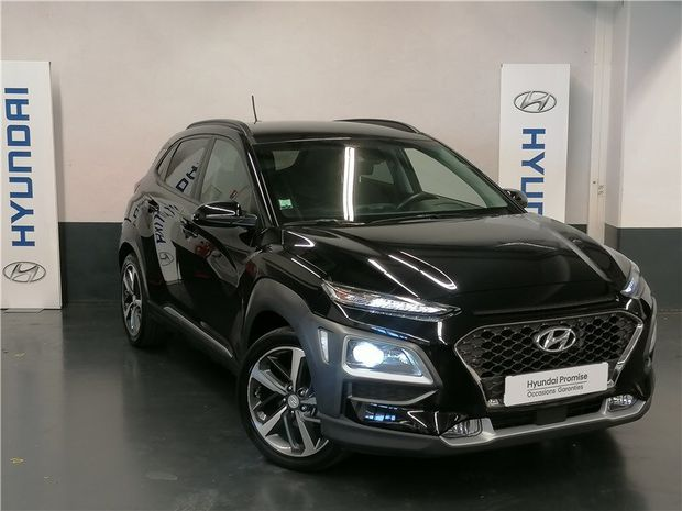 Photo miniature de la Hyundai Kona 1.0 T-GDI 120 2017 d'occasion