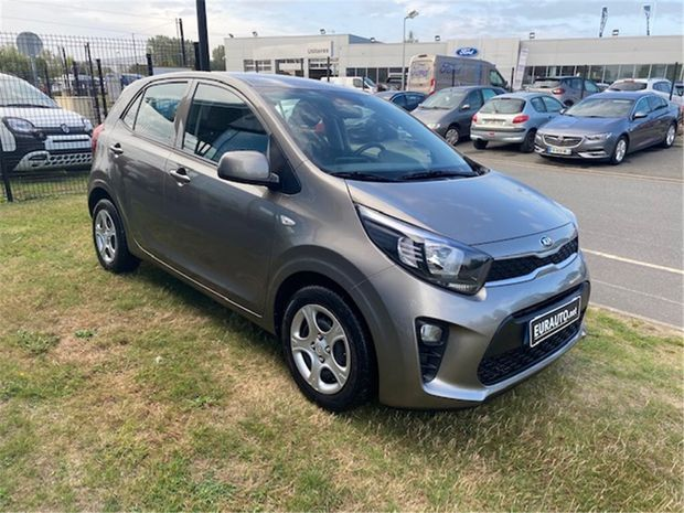 Photo miniature de la Kia Picanto 1.0 ESSENCE MPI 67 CH BVM5 2019 d'occasion
