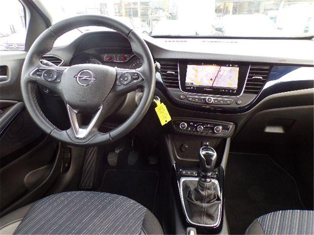 Photo miniature de la Opel Crossland X 1.2 TURBO 110 CH 2019 d'occasion