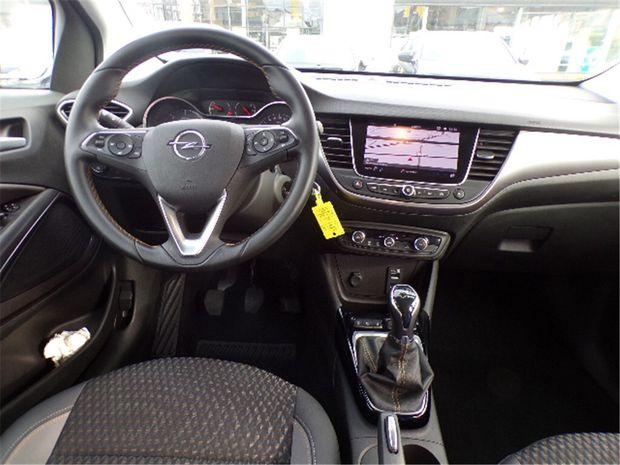 Photo miniature de la Opel Crossland X 1.5 D 102 CH 2018 d'occasion