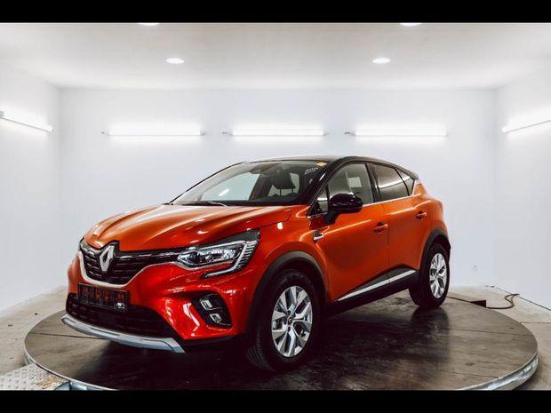 Photo miniature de la Renault Captur 1.3 TCe 130ch FAP Intens 2020 d'occasion