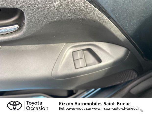 Photo miniature de la Toyota Aygo 1.0 VVT-i 72ch x-play x-shift 5p 2018 d'occasion
