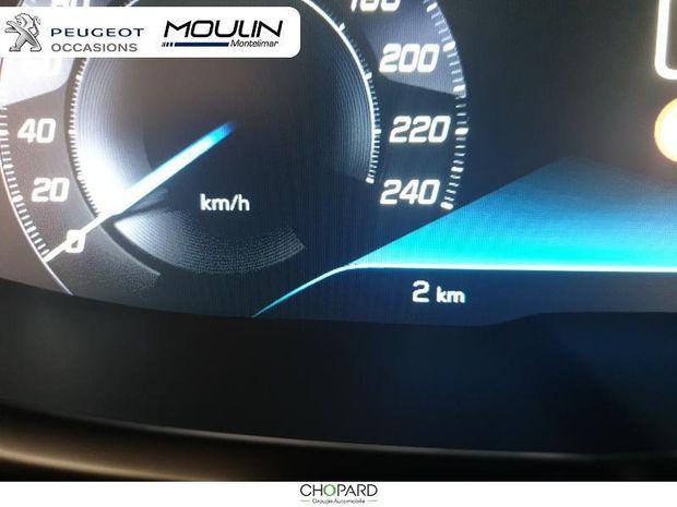 Photo miniature de la Peugeot 3008 1.2 PureTech 130ch S&S Active EAT8 2020 d'occasion