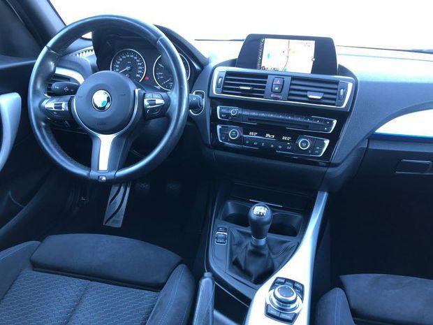 Photo miniature de la BMW Serie 1 Série 1 114d 95ch M Sport 5p 2017 d'occasion