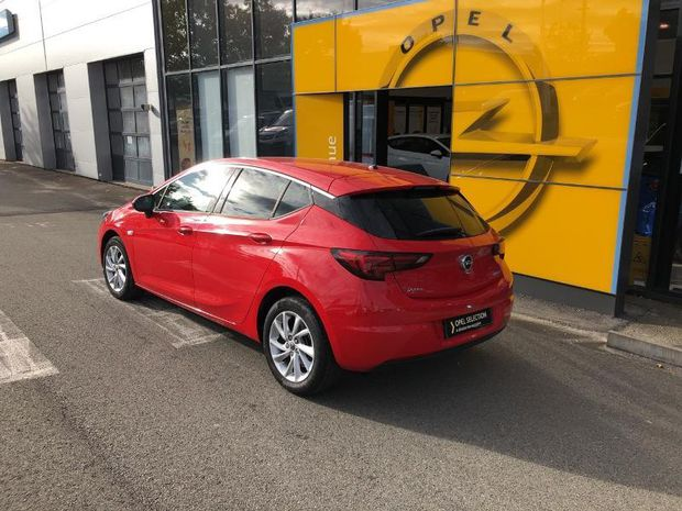 Photo miniature de la Opel Astra 1.0 Turbo 105ch ECOTEC Innovation 2018 d'occasion