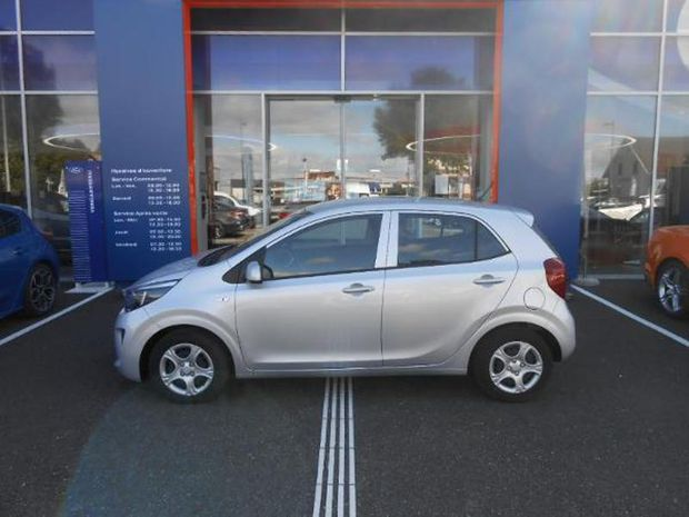 Photo miniature de la Kia Picanto 1.0 67ch Active Euro6d-T 2019 d'occasion