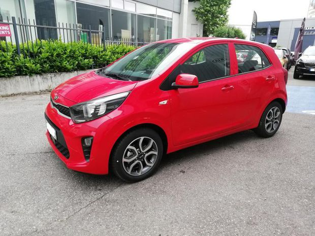 Photo miniature de la Kia Picanto 1.0 67ch Urban Edition Euro6d-T 2020 d'occasion