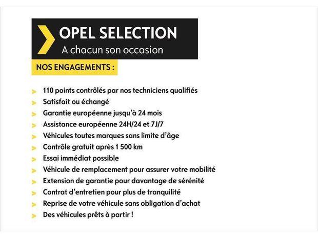 Photo miniature de la Opel Combo Life L1H1 1.5 D 100ch S&S Enjoy 2019 d'occasion