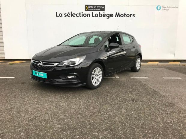 Photo miniature de la Opel Astra 1.6 D 136ch Edition Business Automatique Euro6d-T 2019 d'occasion