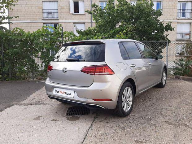 Photo miniature de la Volkswagen Golf 1.0 TSI 115ch Confortline Euro6d-T 5p 2019 d'occasion