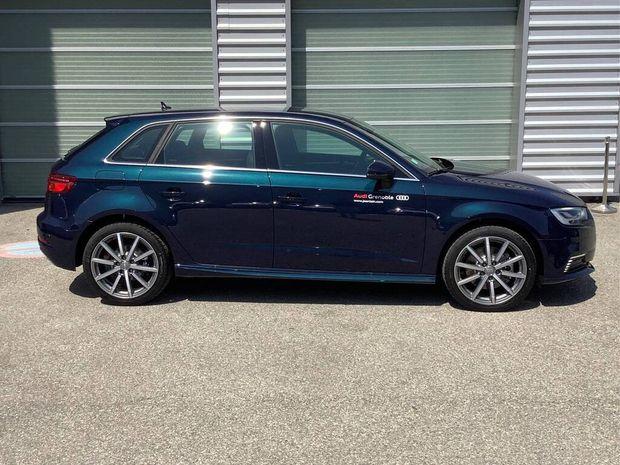 Photo miniature de la Audi A3 Sportback 1.4 TFSI e-tron 204 S tronic 6 2020 d'occasion