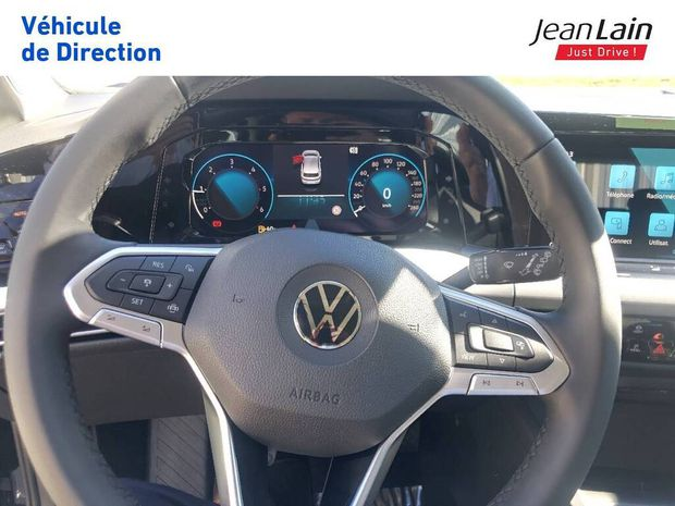 Photo miniature de la Volkswagen Golf 2.0 TDI SCR 115 BVM6 2020 d'occasion