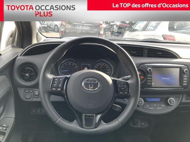 Photo miniature de la Toyota Yaris 110 VVT-i Collection 5p 2017 d'occasion