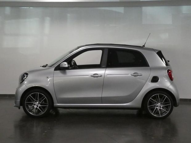 Photo miniature de la Smart forfour 109ch Brabus Xclusive twinamic 2018 d'occasion