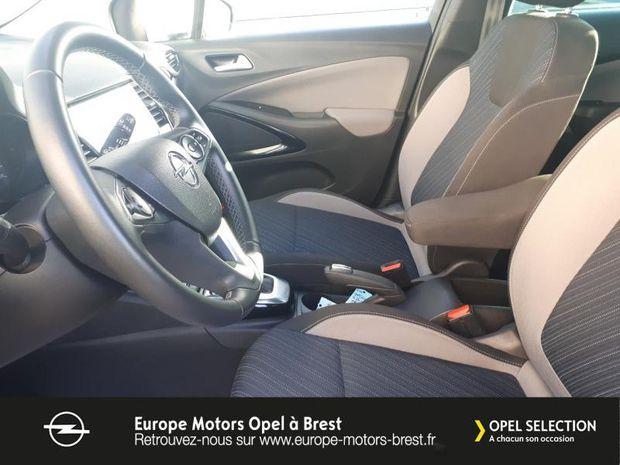Photo miniature de la Opel Crossland X 1.2 Turbo 110ch Design 120 ans BVA Euro 6d-T 2019 d'occasion