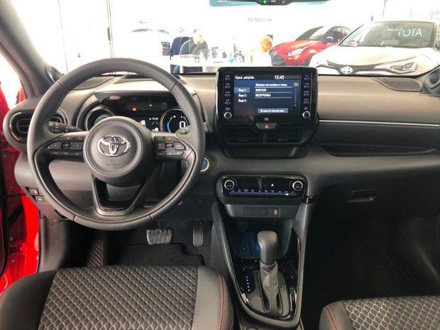 Photo miniature de la Toyota Yaris 116h Première 5p 2020 d'occasion
