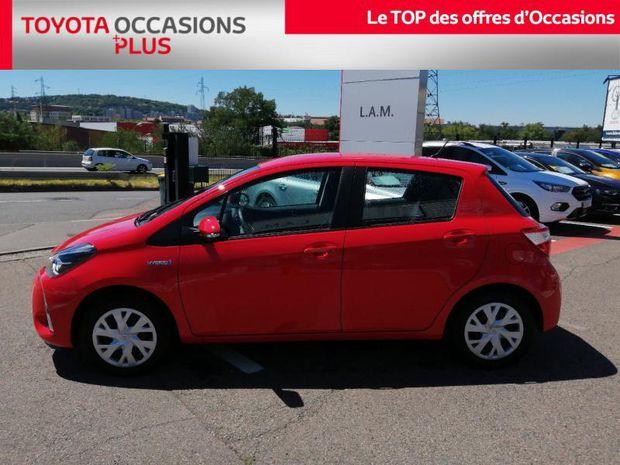 Photo miniature de la Toyota Yaris 100h France 5p MY19 2019 d'occasion